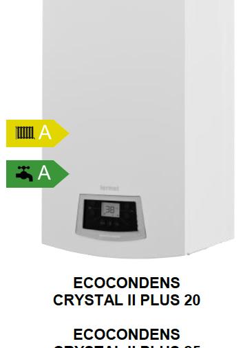 caldaia a condensazione ECOCONDENS CRYSTAL II PLUS -20, -25, -35